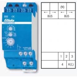 Реле 4х-канальное универсальное с таймером F4SR14-4LED, до 400Вт LED
