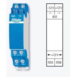 Шлюз соединительный для устройств на шине RS485 FBA14