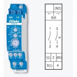 Реле 2х-канальное для управления нагревом и охлаждением FHK14, до 4А/220В