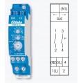 Реле 2х-канальное универсальное с таймером FSR14-2x, до 16А/220В