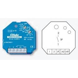 Реле для управления освещением с таймером FSR61/8-24V UC, до 10А/220В