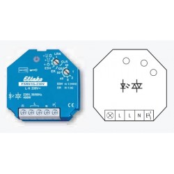Реле бесшумное для управления освещением с таймером FSR61G-230V, до 400Вт