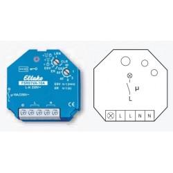 Реле для управления освещением с таймером и функцией измерения тока FSR61VA-10A, до 10А/220В