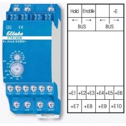 Трансмиттер для проводных выключателей на 10 каналов FTS14EM