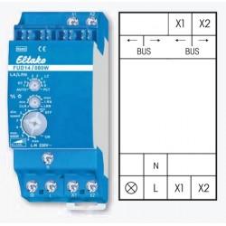 Диммер универсальный FUD14 на 800Вт, многофункциональный