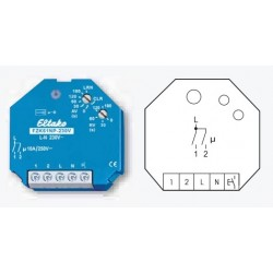 Реле для карт доступа или датчиков дыма FZK61NP, до 10А/220В