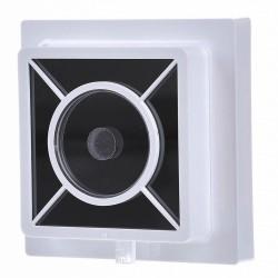 Датчик влажности и температуры с солнечной панелью FIFT65S, белый