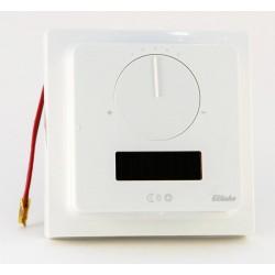 Контроллер температуры с солнечной панелью и регулятором FTR65HS, белый