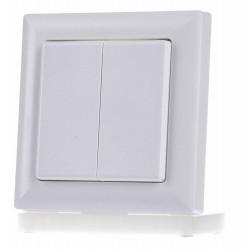 Выключатель беспроводной с одной/двумя клавишами FT55 различных цветов