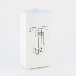 Диммер универсальный для всех видов ламп FUD70-230V, до 400Вт