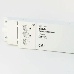 Диммер универсальный для всех видов ламп FUD71L /1200W-230V, до 1200Вт