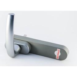 Ручка оконная/дверная беспроводная FHF Hoppe с датчиком состояния, разных цветов